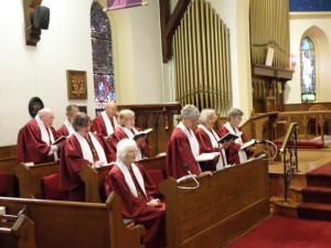 Choir Sept 25 2