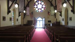 Church Open Doors